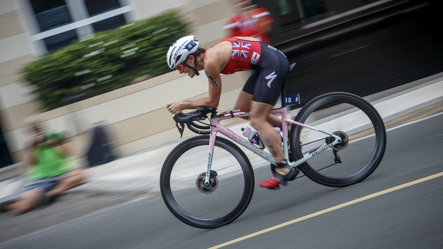 2018 ITU World Triathlon Bermuda Elite Women