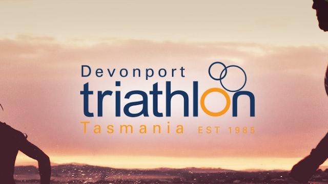 2020 Devonport World Paratriathlon Series