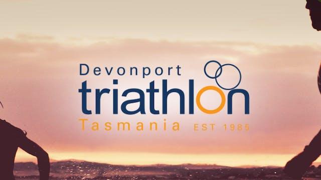 2020 Devonport World Paratriathlon Se...