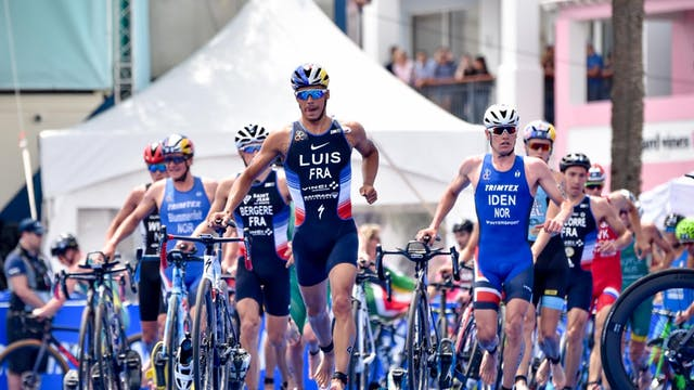 2019 WTS Bermuda Men's Race: Full Replay