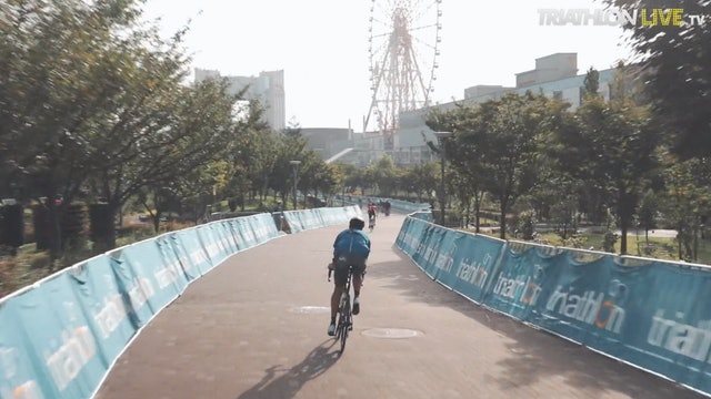 Tokyo 2020 Olympic bike course preview