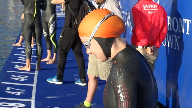 Interview with ASICS World Triathlon ...