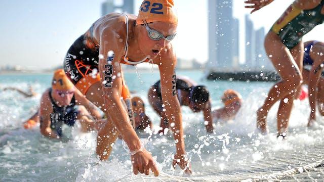 2017 ITU World Triathlon Abu Dhabi Ma...