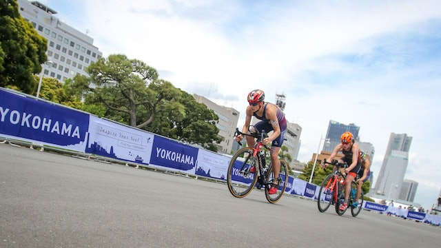 WTS Yokohama: Women's Highlights