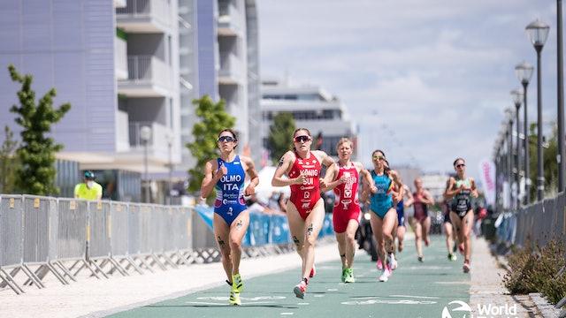 World Triathlon Mixed Relay Olympic Qualification Event Lisbon