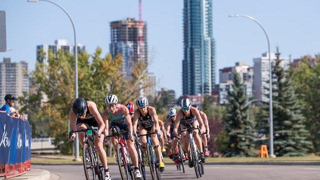 World Triathlon Championship Finals Edmonton – Women