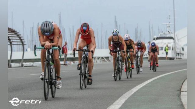 2020 Valencia World Triathlon Cup - Women Live
