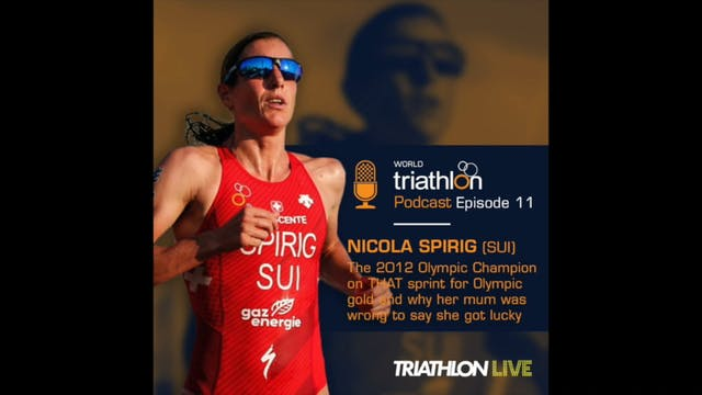World Triathlon Ep.11 Nicola Spirig