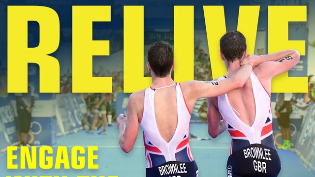 ReLIVE: 2016 Men's Cozumel Grand Final with Alistair Brownlee & Richard Murray