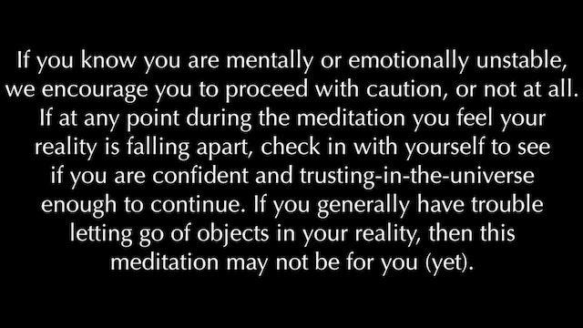 LIGHT BODY- Extremely Powerful Guided Meditation _ Never The Same Again _ Bentinho Massaro