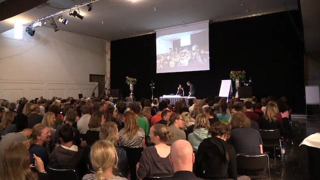 Session 14 - 6 Day Netherlands Retreat