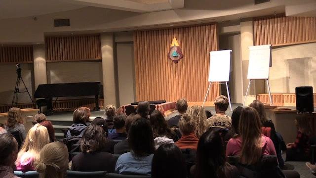 Session 6 - Sedona 12-Day retreat