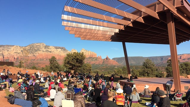 The Sedona 12-Day Retreat