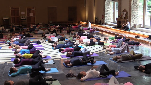 Yoga Session 5 - 6 Day Netherlands Re...