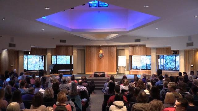 Session 5 - Sedona 12-Day retreat