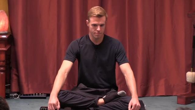 Saturday Meditation 1 with Bentinho Massaro