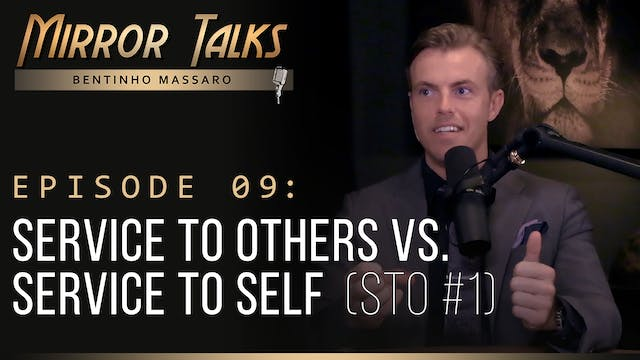 Mirror Talks • #09 — Service to Other...
