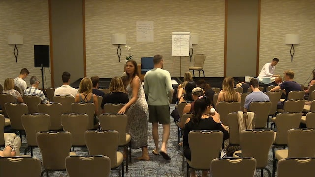 Session 18 - Hawaii retreat 2018