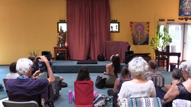 Season 1, Session 7 - Meditation with Bentinho - 6:24:17