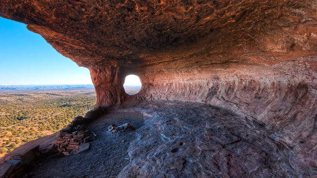 The Eye of the Vortex Sedona Retreat