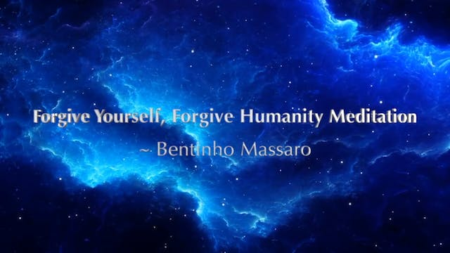 Meditation - Forgive Yourself, Forgiv...