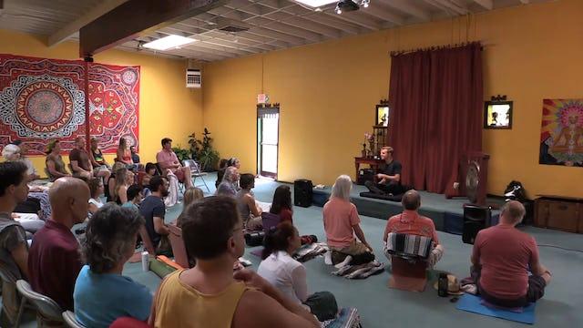 Season 1, Session 3 - Saturday Meditation with Bentinho