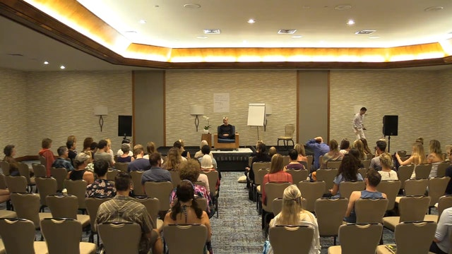 Session 10 - Hawaii retreat 2018