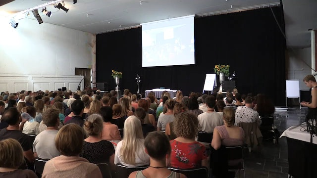 Session 12 - 6 Day Netherlands Retreat