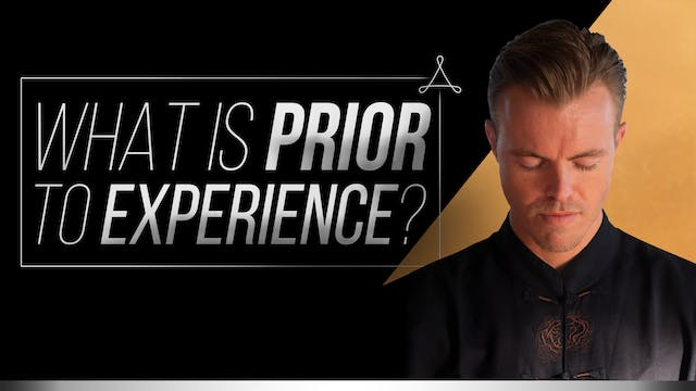 What is Prior To Experience?
