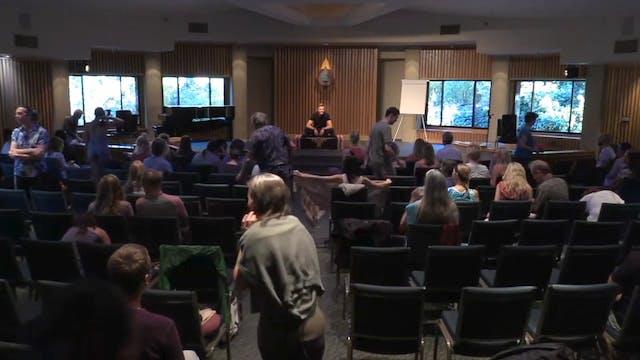 Session 13 - Eye of the Vortex Sedona Retreat