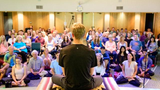 The Sedona Saturday Meditations