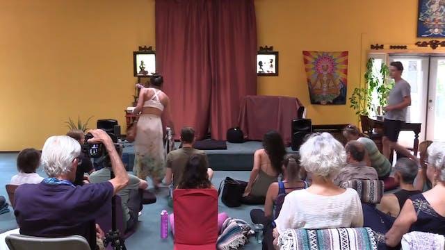Saturday Meditation 4 with Bentinho M...