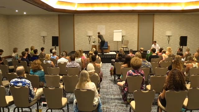 Session 15 - Hawaii retreat 2018