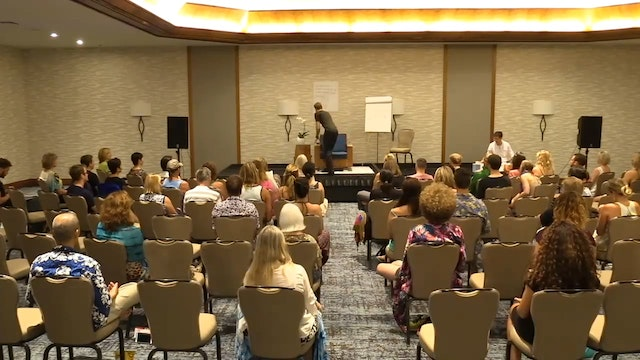Session 15.2 - Hawaii retreat 2018
