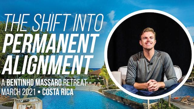 The Shift into Permanent Alignment