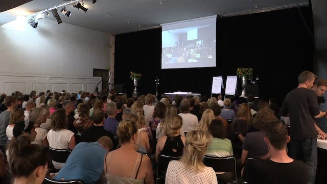 Session 16 - 6 Day Netherlands Retreat