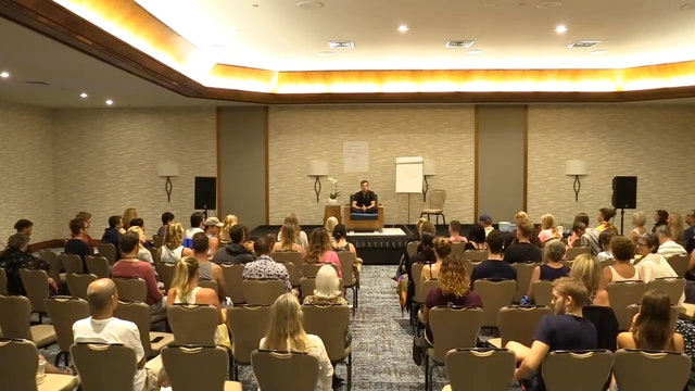 Session 14 - Hawaii retreat 2018