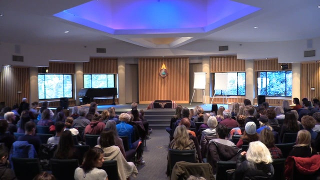 Session 17 - Sedona 12-Day Retreat