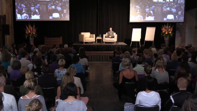 02 Netherlands Retreat 2018 -Tuesday - Silent Presence and Enlightenment
