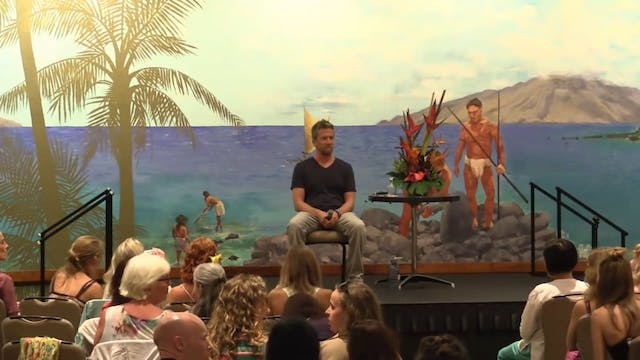 Maui Retreat Session 7 with Ryan D Brown