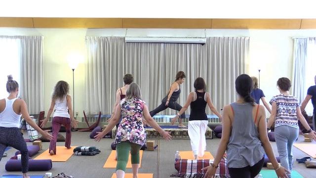 Mt Madonna Session 20 - yoga