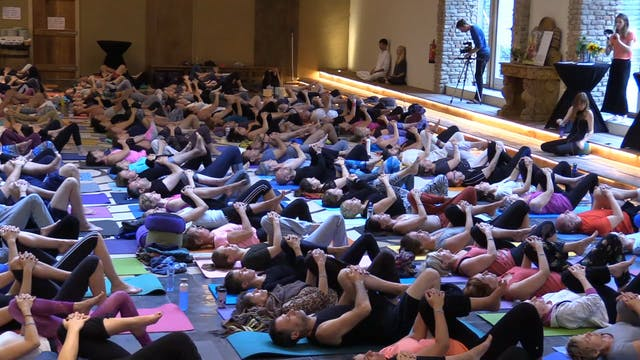 Yoga Session 1 - 6 Day Netherlands Re...