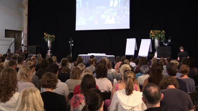 Session 15 - 6 Day Netherlands Retreat