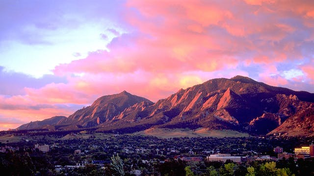 Let Go of your Past and Excel into your Future - Boulder 2016