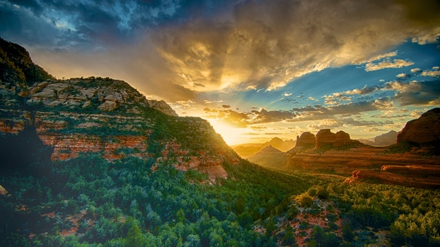 Sedona Endless Bliss Retreat 2017