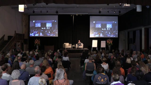 03 Netherlands Retreat 2018 - Tuesday - Empowerment