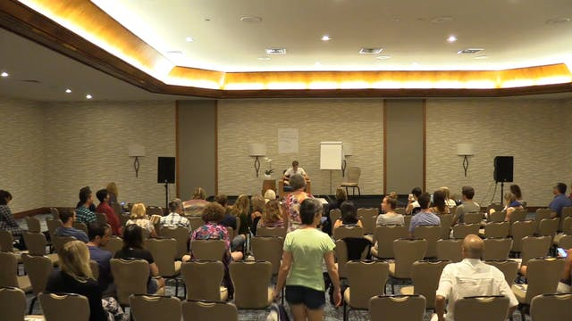 Session 17 - Hawaii retreat 2018