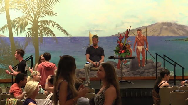 Maui Retreat Session 7 (with Ryan D Brown)