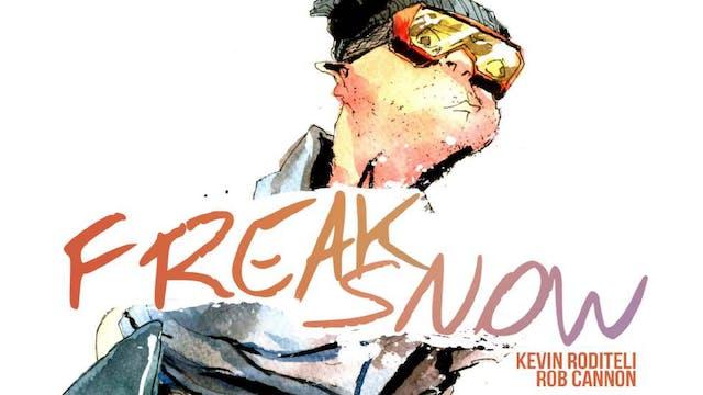 FREAK SNOW #1