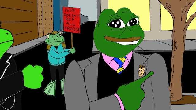 Pepe Gets Punched!